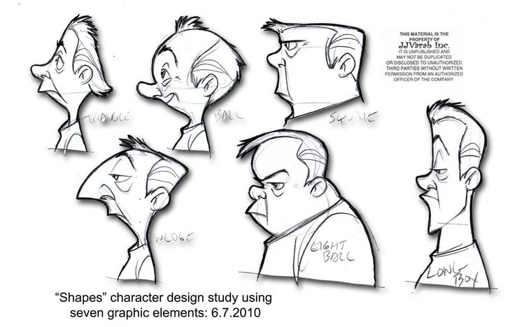 character shape design - Google Search
