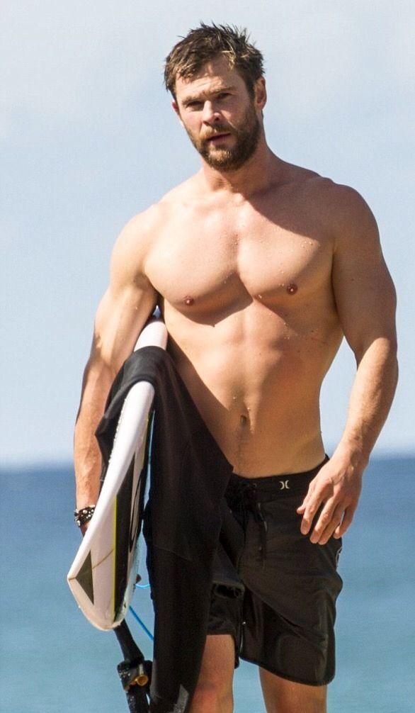 Chris Hemsworth ist so lecker!