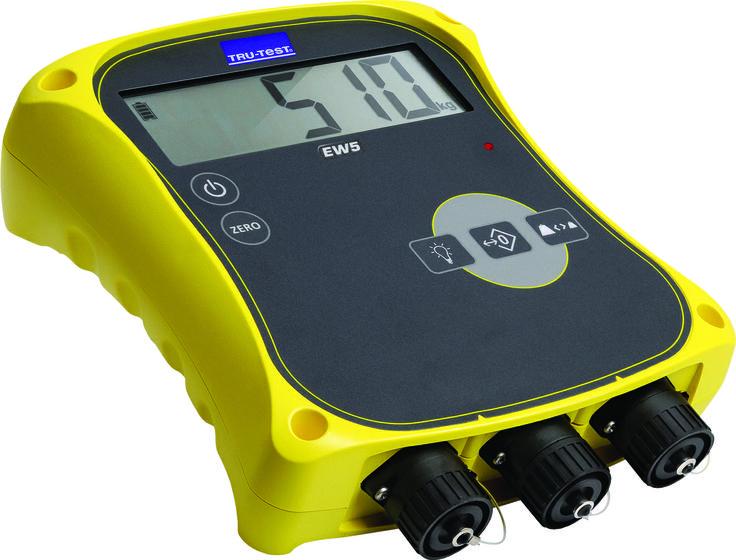 Tru-Test EziWeigh5 Electronic Weigh Scale Indicator