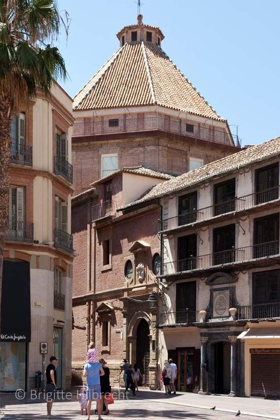 #Málaga #Churches #SantoCristo #Travel #Guide All places of interest you'll find here: https://www.amazon.co.uk/M%C3%A1laga-Capital-Coast-Brigitte-Hilbrecht/dp/1533288097/ref=sr_1_30?s=books&ie=UTF8&qid=1464171272&sr=1-30&keywords=malaga