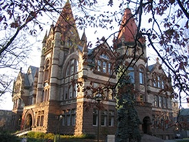 Victoria University at the University of Toronto