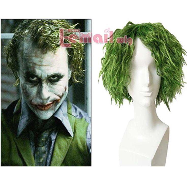 $22.59 (Buy here: https://alitems.com/g/1e8d114494ebda23ff8b16525dc3e8/?i=5&ulp=https%3A%2F%2Fwww.aliexpress.com%2Fitem%2F30cm-Batman-Clown-Joker-Light-Green-Curly-Cosplay-Wig-Cool-Synthetic-Hair-Anime-Cosply-Wig-Free%2F32526252909.html ) 30cm Batman Clown Joker Light Green Curly Cosplay Wig Cool Synthetic Hair Anime Cosply Wig Free Shipping for just $22.59