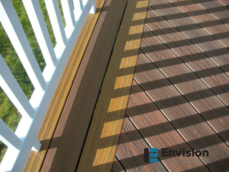 Make Sure You Come Home To Envision® Distinction Decks From So You Can  Still Enjoy The The Textures And Color Variations Found In Exotic Woods.