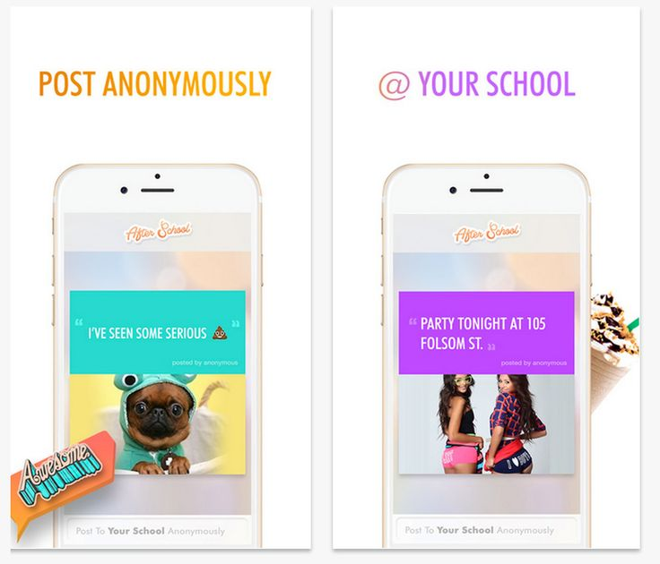 After School Is The Latest Anonymous App Resulting In Student Cyberbullying And School Threats