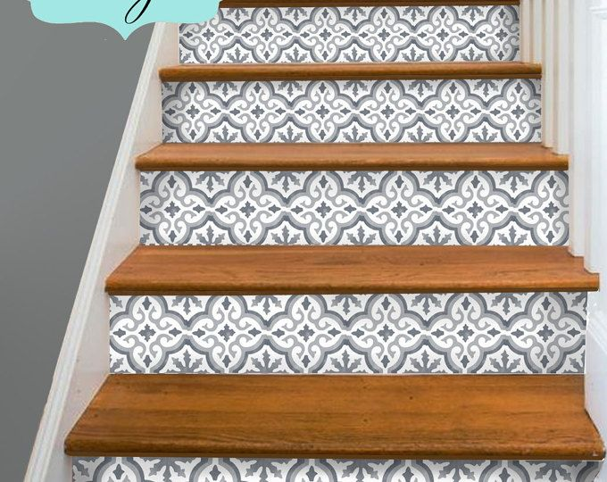 44 Best Stair Riser Vinyl Images On Pinterest