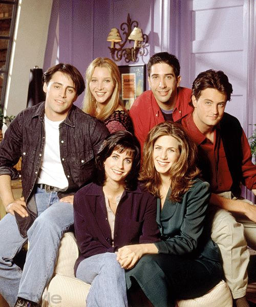 It's the 10th Anniversary of the Friends Finale! See the Stars Then and Now  #InStyle
