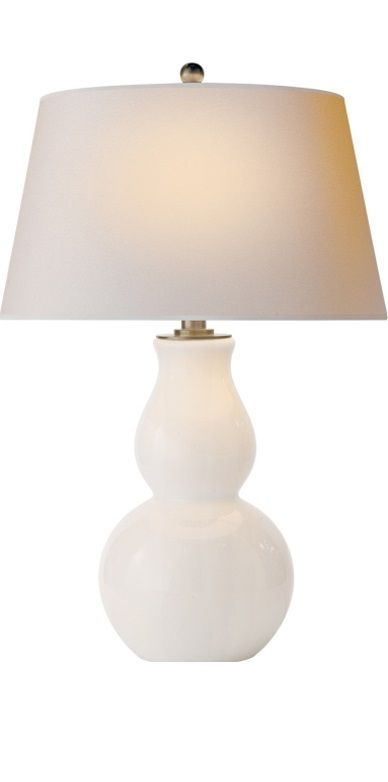 good shape for silver lamp