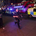 London's Oxford Circus Tube Station Is Evacuated After Reports of Gunfire...