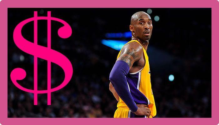 Kobe Bryant Net Worth #KobeByrantNetWorth #KobeByrant #gossipmagazines