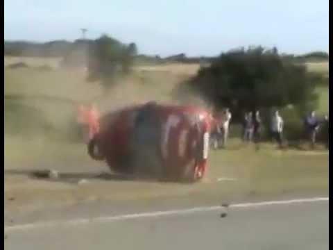 car crash amazing