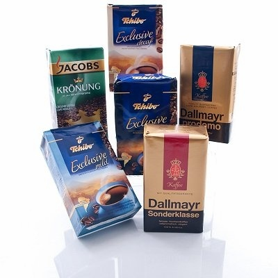 My favorite coffees! Growing up in Germany these were the coffees my mother brewed. Now I order them stateside from the German Deli and have them delivered to my doorstep!