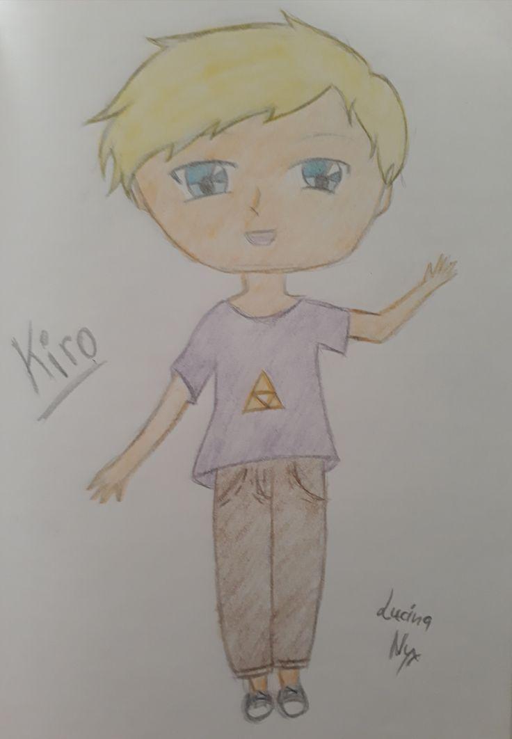 "Kiro aus meiner FF ""The Legend of Zelda Chaos WG \^-^/"", aus dem Fandom The Legend of Zelda. Zu finden auf Fanfiktion.de auf dem Profil von LucinaNyx."