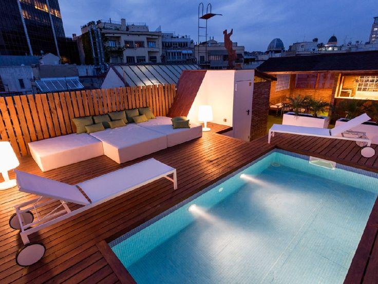 57 best vacances en espagne images on pinterest amazing for Villa barcelone avec piscine