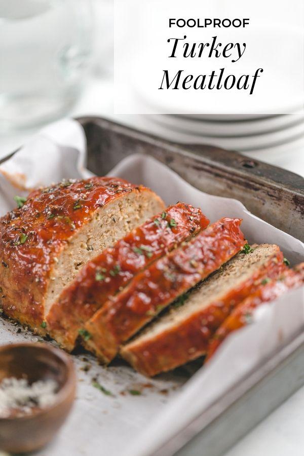Fool Proof Turkey Meatloaf Recipe Turkey Meatloaf Recipes Turkey Meatloaf Healthy Ground Turkey Recipes