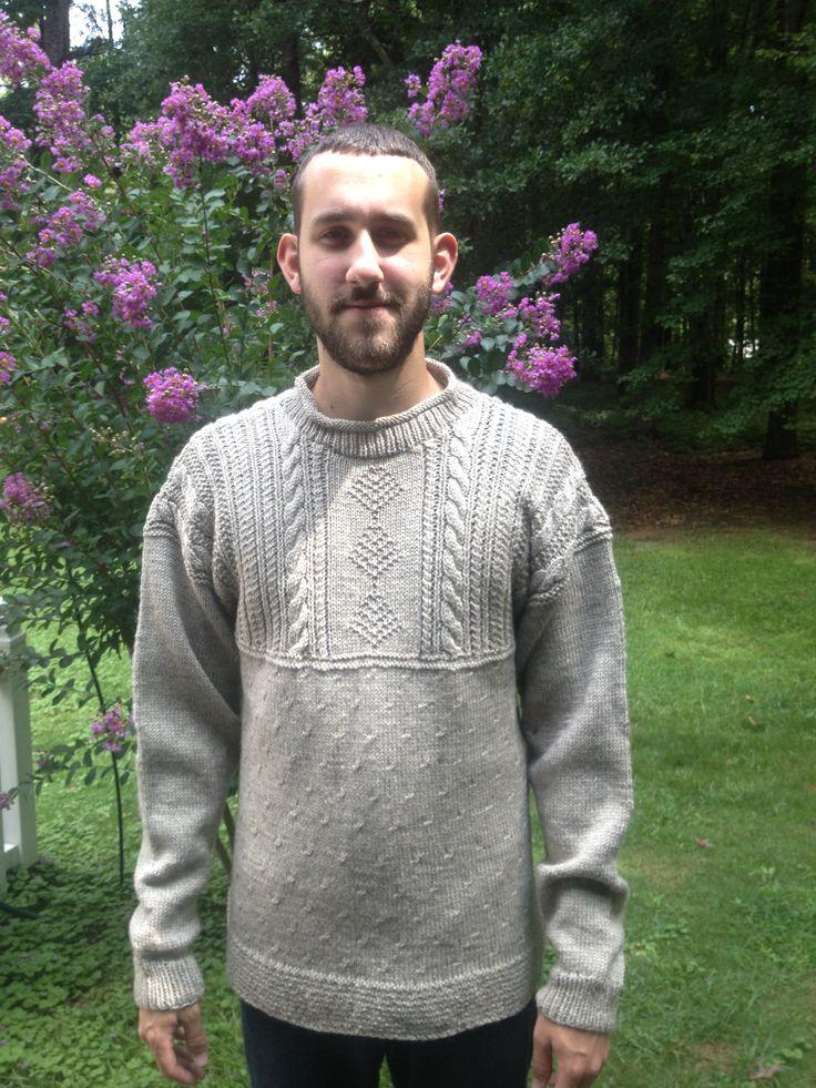 169 Best Gansey Patterns Images On Pinterest Knit Patterns