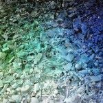 The First Law of Kipple: An Entire Floor Filled With Chromatically Arranged Junk by Dan Tobin Smith