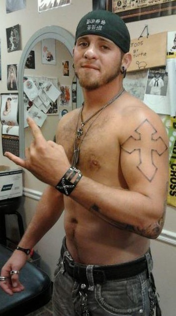 Brantley Gilberts Arm Tattoo  Country Musics Famous Tattoos