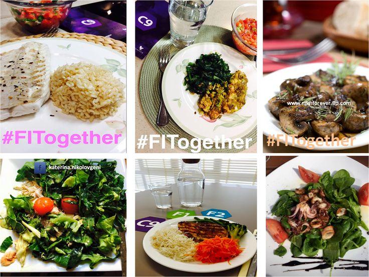 Υπέροχα υγιεινά γεύματα (1)