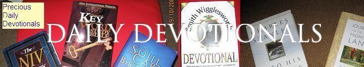 http://www.precious-christian-dailydevotionals.com/Pastor_Joel_Osteen_Daily_Devotional.html