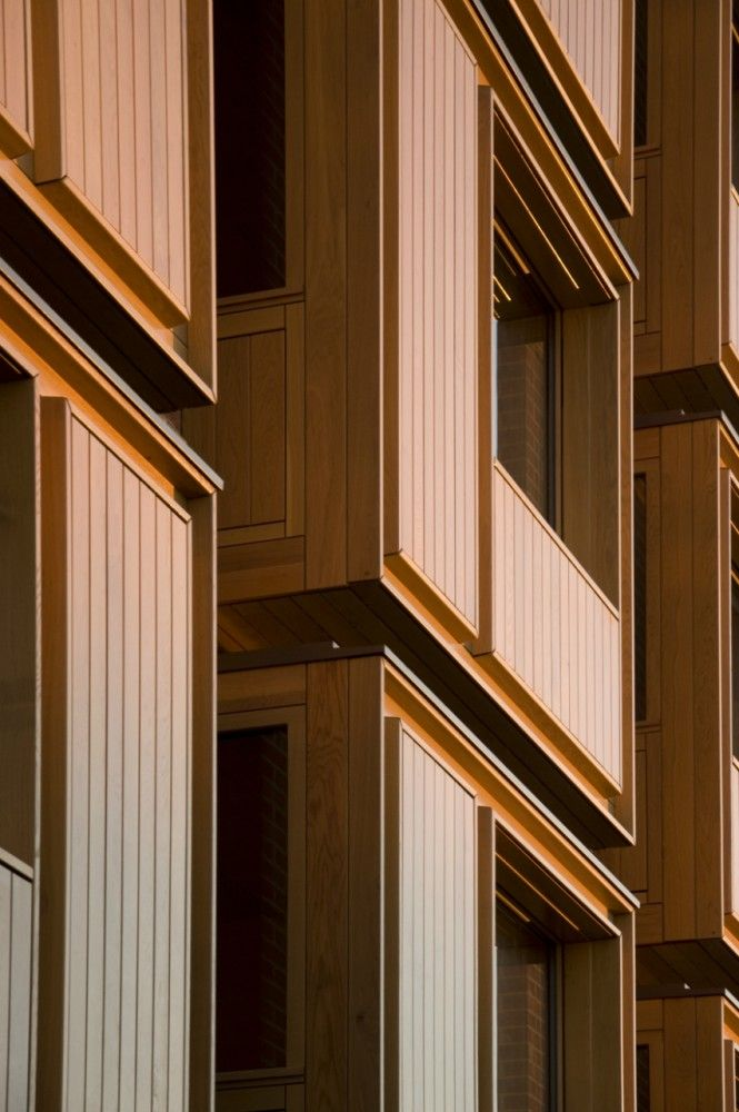 2012 RIBA Award Winners Announced (15): Somervill Colleges, Awards Winner, Mclaughlin Architects, 2012 Riba, Niall Mclaughlin, Students Accommodations, Niall Mclaughlin, Riba Awards, Architecture Details