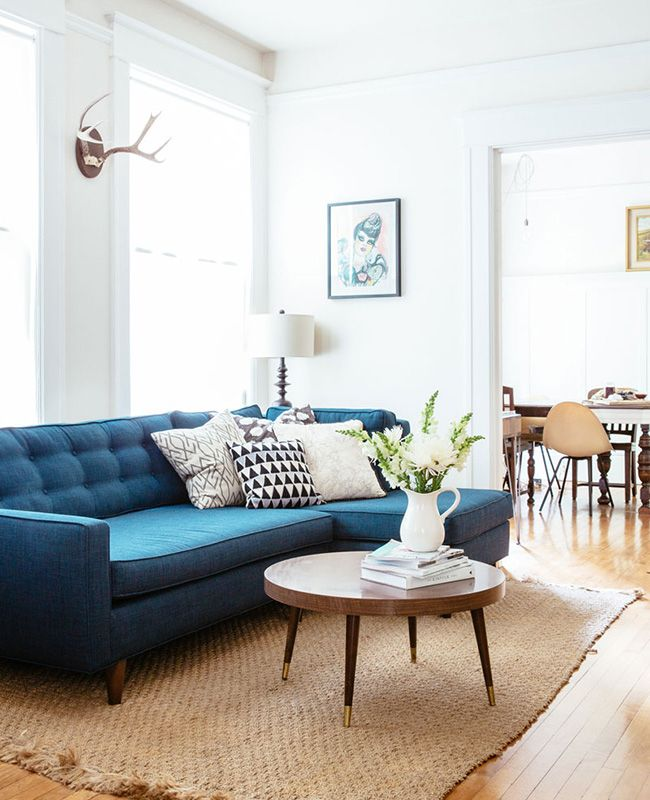 Home Tour: Modern Minimalism Gets a Rustic Touch in SF