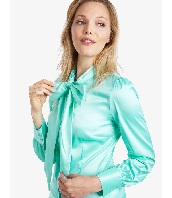 womens-aqua-fitted-satin-blouse-pussy-bow-LUPTR005-B31-04-600px-690px.jpg (600×690)