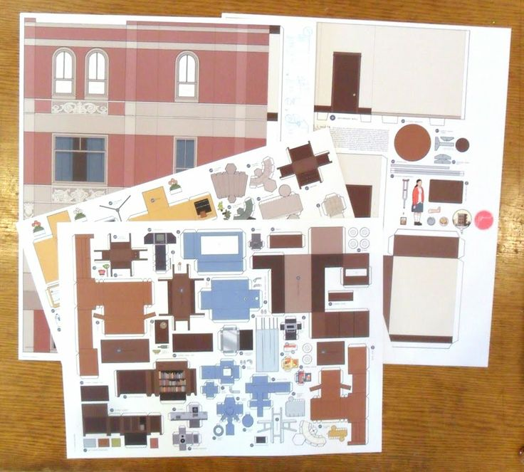 Chris Ware, Cutout
