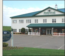 Custom, Amish Made, Hardwood Furniture. Homestead Furniture Is Located Near Mount  Hope, Ohio.