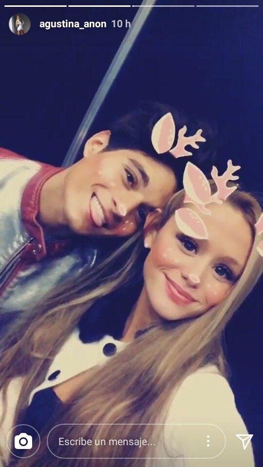 Instagram Histories // Agustina y Mathi ❤