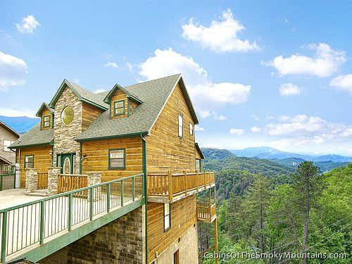 Best 25 smoky mountains cabins ideas on pinterest Best mountain view cabins in gatlinburg tn