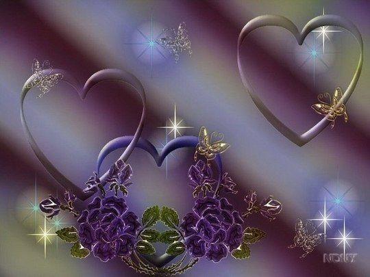 fraktál szívek