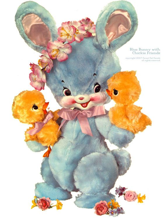 This Decal Was On A Door In Our Old House Want To Incorporate It Into Pipers Room Somehow Nursery Pinterest Blue Bunny And Decoupage