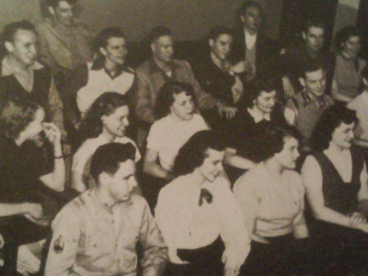 Elvis Presley - Humes Highschool Yearbooks 1950/1952