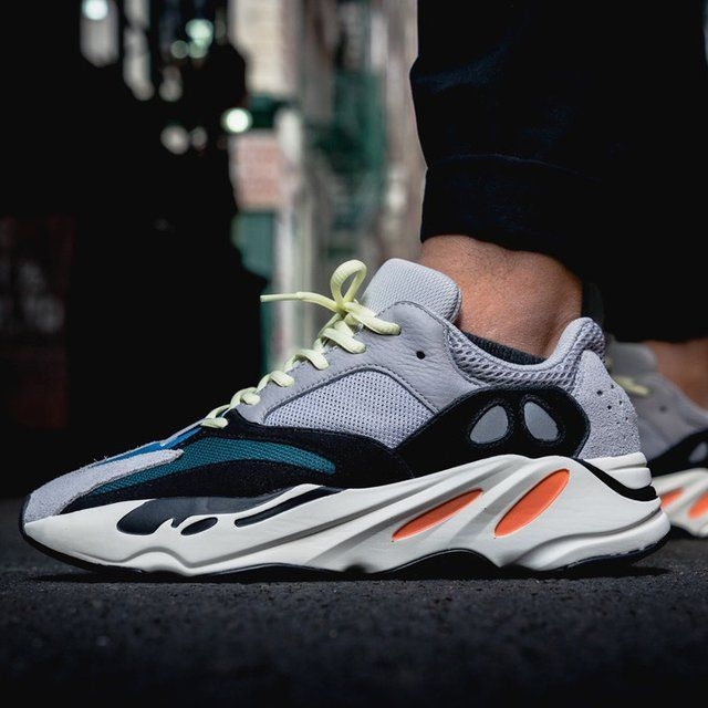 38c768ff506 Adidas Yeezy Wave Runner 700 Solid Grey in 2019