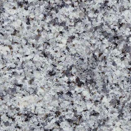 Granite counters in kitchen - Azul Platino granite