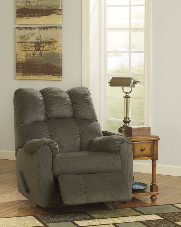Get Your Raulo   Moss   Rocker Recliner At Railway Freight Furniture,  Albany GA Furniture Store.