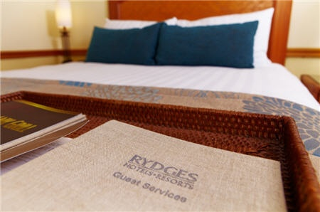 Perfect for business or leisure the 4 star Rydges Southbank Townsville accommodation is a luxurious but affordable boutique hotel that boasts city