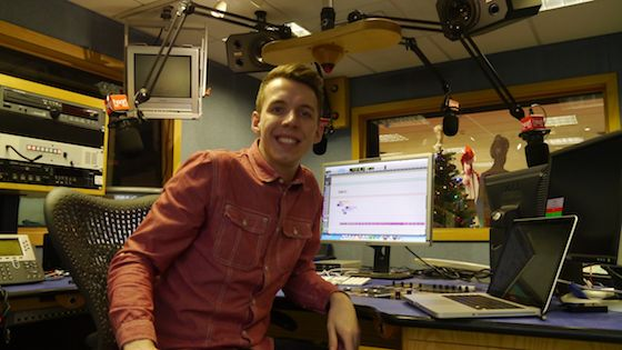 A Radio Production graduate has landed a job as a station producer with the UK's giant Global Radio.