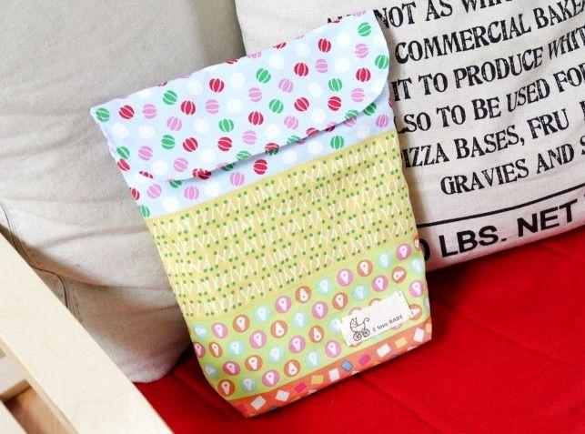 Eco Shopping Bag Tutorial ~ DIY Tutorial Ideas!