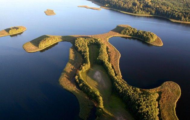 Suwalszczyzna,półwysep w Cimochowiznie Poland :)