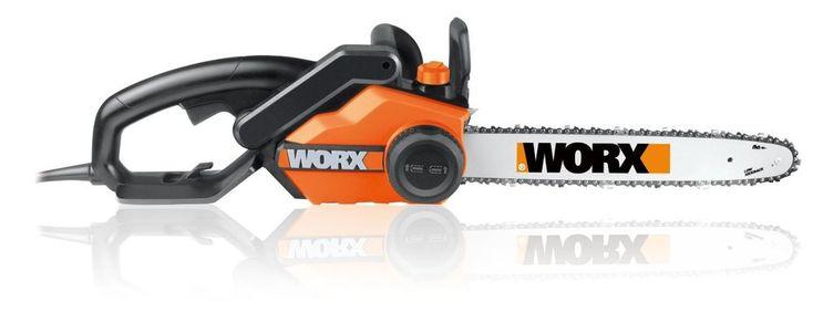"""WG304.1 WORX 18"""" 15.0 Amp Electric ChainSaw #Worx"""