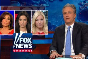 Jon Stewart vs. Fox News: 10 brutal takedowns that have us missing him already
