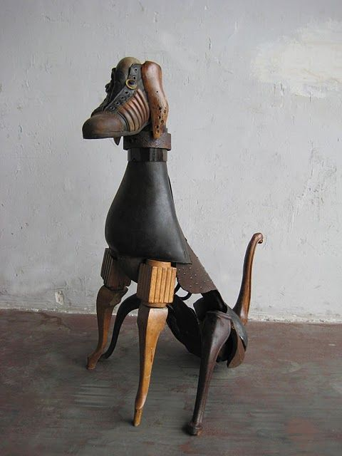 Miquel Aparici's creatures I'm not much of an art lover, but this is fabulous!