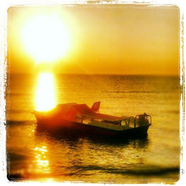 Cervia al tramonto by @brn71