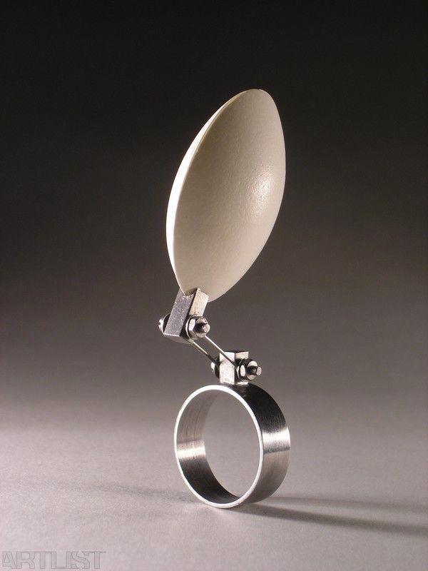 Karel Novák  1996  Lenticular   Ring