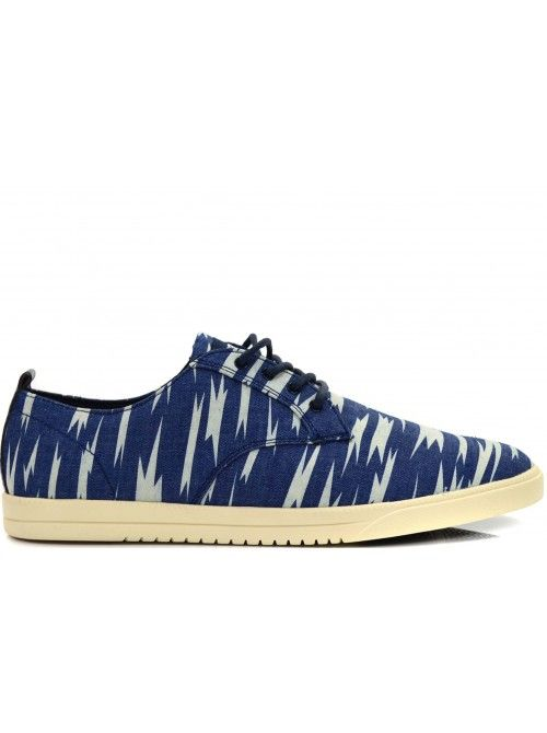 CLAE ELLINGTON DEEP HEREN SCHOENEN - NAVY BOLT
