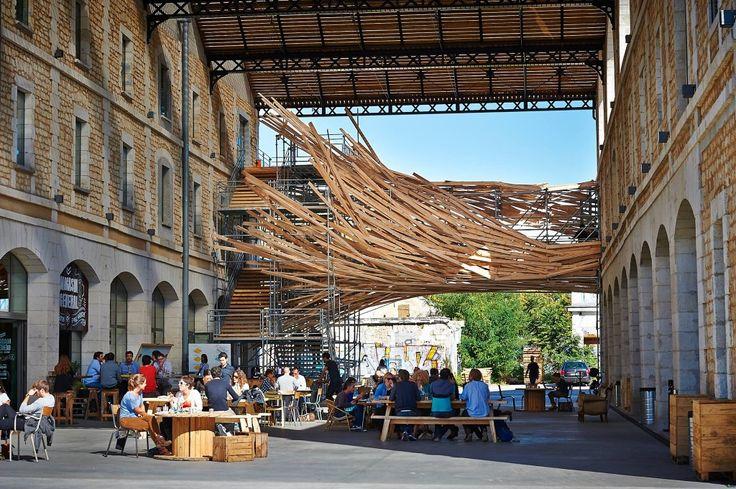 darwin bordeaux   Bordeaux, capitale touristique de l'Europe en 2015