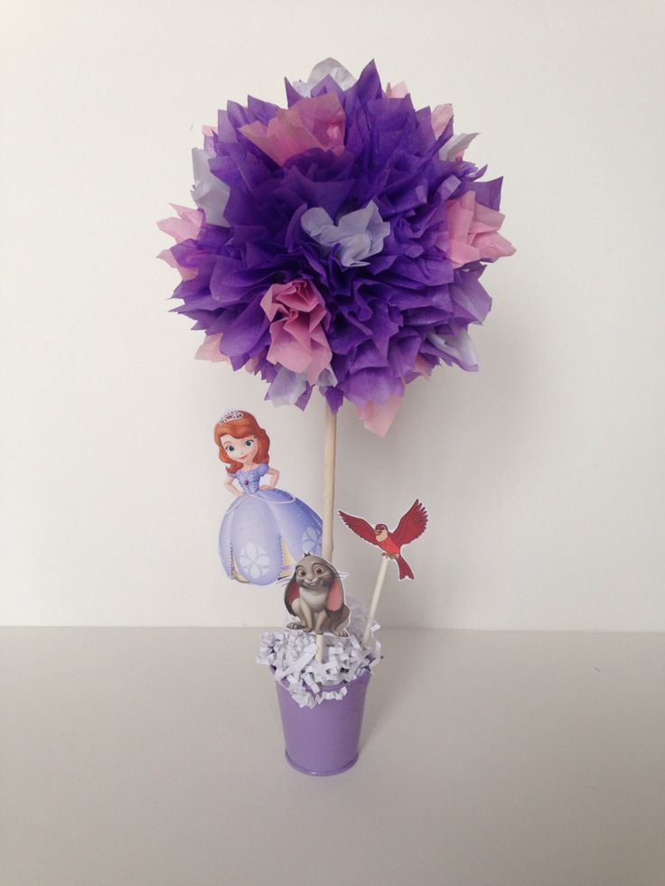 sofia the first birthday party decoration by. Black Bedroom Furniture Sets. Home Design Ideas