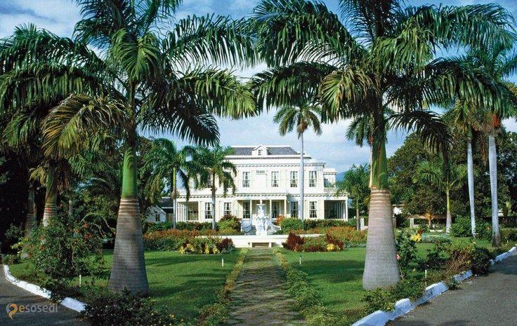 Девон Хаус – #Ямайка #Сент_Эндрю #Кингстон (#JM_02) Особняк первого миллионера на острове  ↳ http://ru.esosedi.org/JM/02/1000468945/devon_haus/