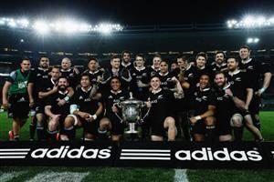 Bledisloe cup champions 2014: New Zealand vs Australia 23 August 2014, 21-50